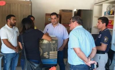 """Sanabria: """"el 95% del funcionamiento estaba a cargo de Javier"""""""