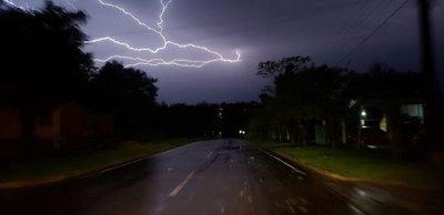 Alerta meteorológica: Tormentas afectarán a nueve departamentos – Prensa 5