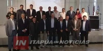 PRESIDENTE DE LA AIDI PARTICIPÓ DE CUMBRE INTERNACIONAL EN ENTRE RÍOS