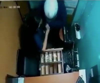 HOY / Difunden video de asalto a cooperativa y buscan identificar a ladrones