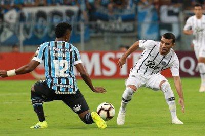 Libertadores 2019: Libertad golpea en Brasil y se consolida como líder