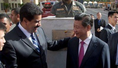 China ofrece ayuda a Maduro para restablecer energía