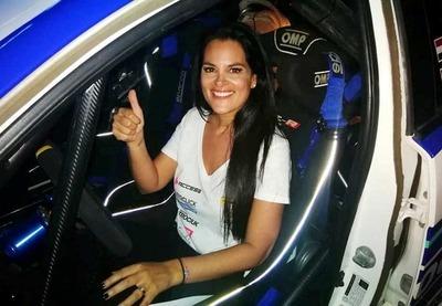 Lafarja llega para correr la primera fecha del Nacional de Rally del Guairá