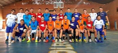 Ya están los 13 que defenderán la Albirroja en el Mundial de Futsal