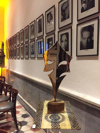 Premio Edda de los Ríos para lo mejor del teatro asunceno