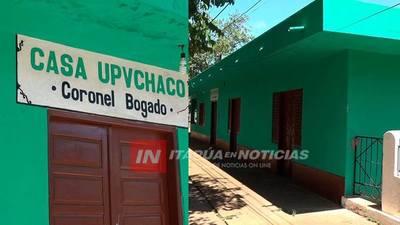 CNEL. BOGADO: LIBERAN LOCAL DE LA UPV CHACO Y LO ADECUARÁN PARA UN MUSEO.