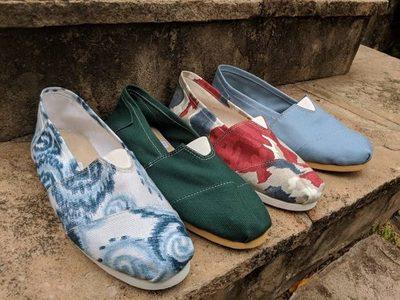 Emprendedores Amigos se abren paso con negocio de calzados