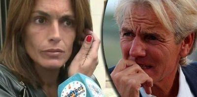 La novia de Sergio Denis mostró el último audio que él le mandó antes del accidente