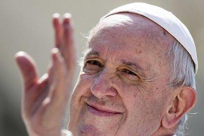 El papa Francisco inicia su séptimo año de pontificado
