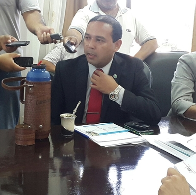 Carlos Ferreira habla de su caso judicial y su situación en la Junta Municipal