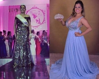 Paraguayas se alzan con coronas de belleza en Colombia