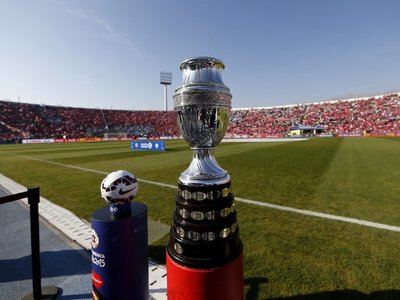 La Copa América 2020 será en Sudamérica