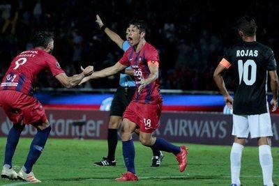 Con Haedo inspirado, Cerro Porteño cumple en la Nueva Olla
