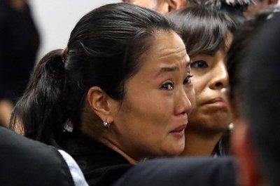 Investigación contra Keiko Fujimori en Perú vuelve a quedarse sin juez