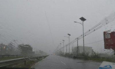 Otra jornada lluviosa para varias ciudades