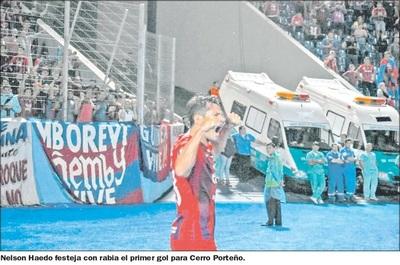 Cerro Porteño suma otro triunfo copero