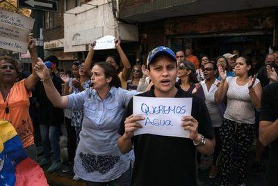 El cansancio golpea al pueblo venezolano