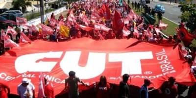 Sindicatos convocan protesta nacional contra reforma de pensiones en Brasil