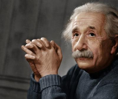 Un día como hoy, pero en 1879, nacía Albert Einstein