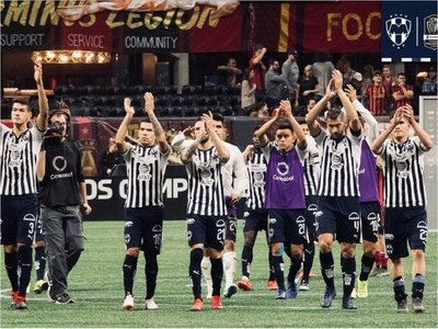 Monterrey de Celso Ortiz a semifinales de la Concacaf