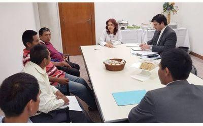 Ministra Peña realizó Día de Gobierno en Amambay