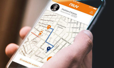 Concejales citan a UBER y MUV para audiencia pública el 19 de marzo