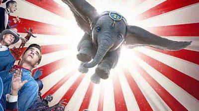 """La nueva versión de la clásica """"Baby Mine"""", para Dumbo"""