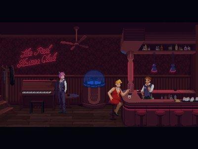 The Red Strings Club, el éxito de mezclar cyberpunk y cócteles