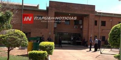 AUMENTAN PRESENCIA POLICIAL EN EL CERESO.