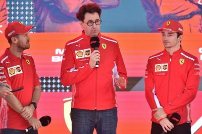 "Vettel: ""Leclerc es libre de competir"""