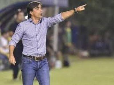 Javier Sanguinetti es nuevo técnico de Sol de América