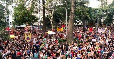 En Brasil claman por justicia para Marielle Franco