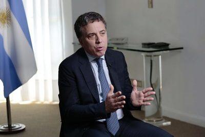 El Tesoro argentino  interviene el mercado