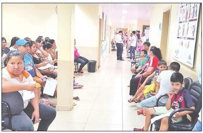 Múltiples necesidades del hospital de Hernandarias