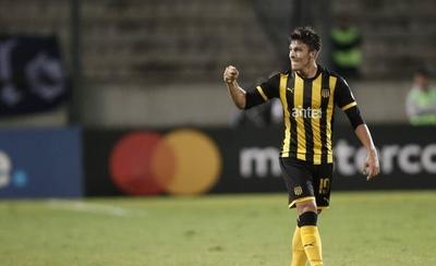 HOY / Peñarol hunde al San José y alcanza el segundo lugar de su grupo