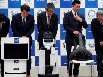 """Tokio presenta dos robots """"asistentes"""" para los JJOO"""