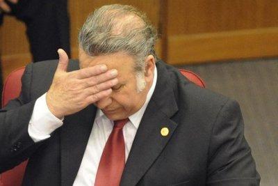Confirman inhibición de bienes de OGD e intiman a fiscal Alcaraz