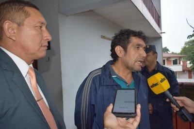 "Líder ""sintierra"", a Tacumbú"