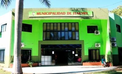 Millonario hurto en Municipalidad de Itakyry