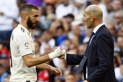 Zidane regresa al Real con un triunfo