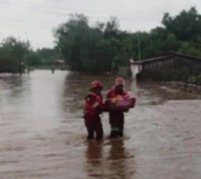 Más de 2.000 familias fueron afectadas por los temporales