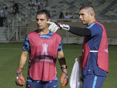 Cerro dio a conocer el parte médico de Juan Pablo Carrizo