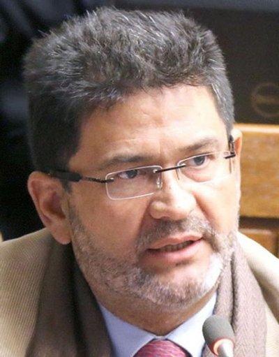 Diputado Rivas está a punto de ser sometido a la justicia