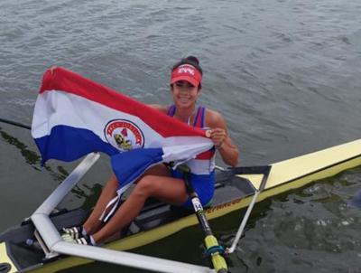 Nicole Martínez obtuvo el Oro