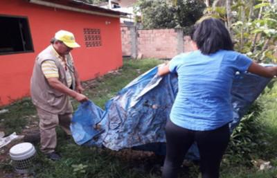 Detectan más de 23 mil criaderos de mosquitos en Asunción y Central