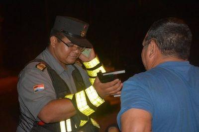 Sorprenden a 362 conductores bajo los efectos del alcohol