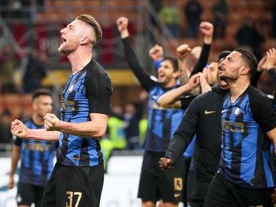 Inter se queda con un derbi vibrante