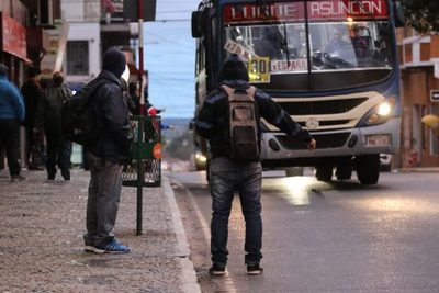 Tolerancia cero para los buses chatarra
