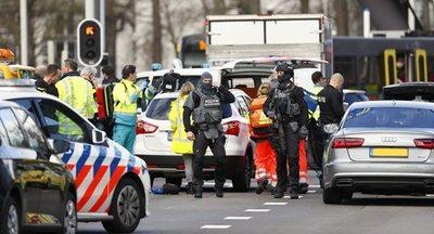 Reportan un tiroteo en una ciudad holandesa