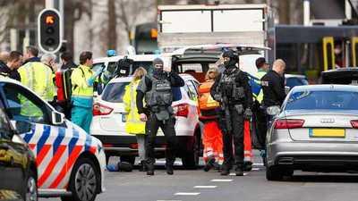 "Investigan tiroteo en estación holandesa por tener ""motivo terrorista"""